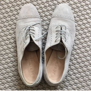 J.Crew Oxford Shoes